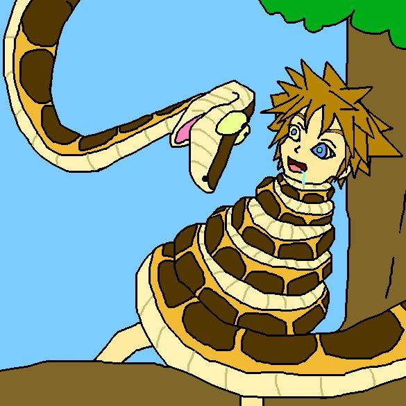 Sex serpent snake hypnotize eyes slave dance