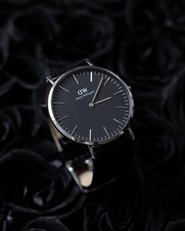 Daniel Wellington Classic Sheffield Black | LITTLE EMMA by Tamara // www.little-emma.de // Instagram: little.emma