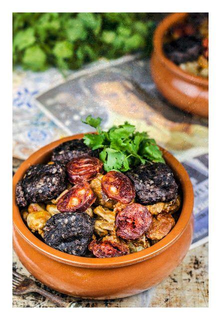Favas com Enchidos - pork and broadbean