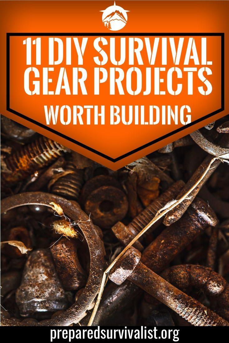 11 Diy Survival Gear Projects Worth Building Survival Gear Survival Gear Diy Outdoor Survival Gear