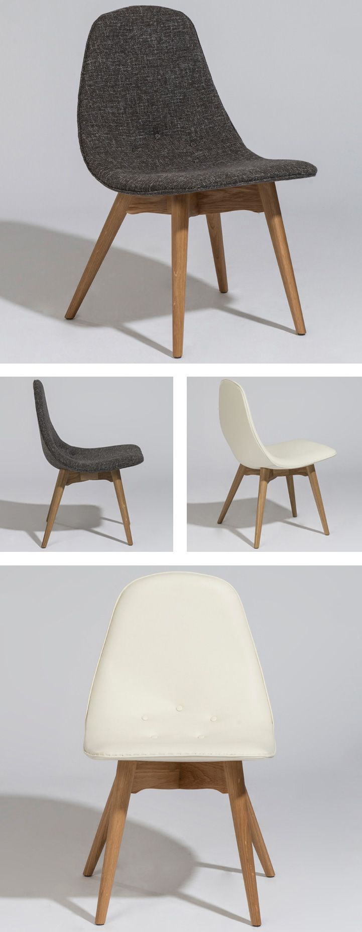 Contour Dining Chair (Grant Featherston) office chair
