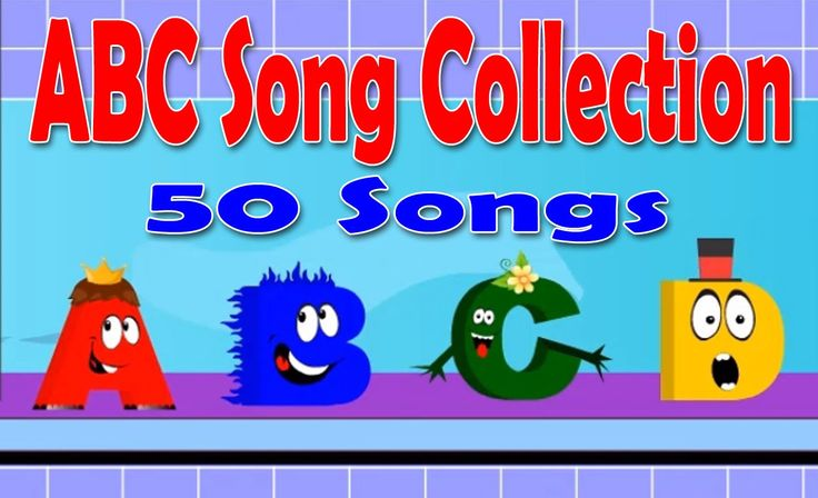 Alphabets Song Collection | 50 ABC Song Collection | Phonics Alphabets R...