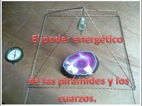 La Energía de las pirámides al alcance de tu mano. - YouTube