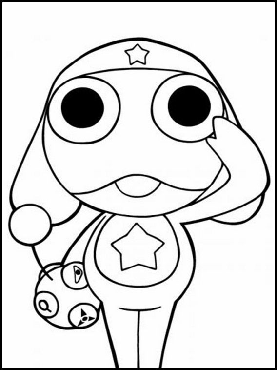 - Sgt. Frog 2 Printable Coloring Pages For Kids Coloring Pages For Kids, Online  Coloring Pages, Coloring Books