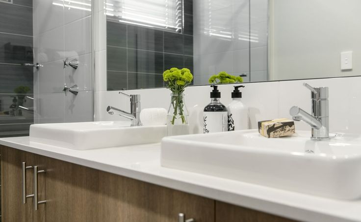 Caesarstone benchtops included in kitchen, bathrooms and laundry