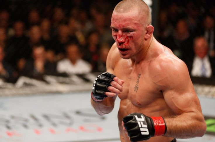 """Former #UFC champion Georges St-Pierre cites his reason for leaving the ufc the 1st time.  He stated: """"When I left it was not because of damage [to my body] it was more anxiety nervousness I couldnt sleep well. I kept thinking it was claustrophobic just too much pressure When I was fighting at welterweight every time I finish a fight it was a guy and another guy. The division was the most stuck St. Pierre said. It was crazy I had killers one after the other boom boom boom and I couldnt…"""