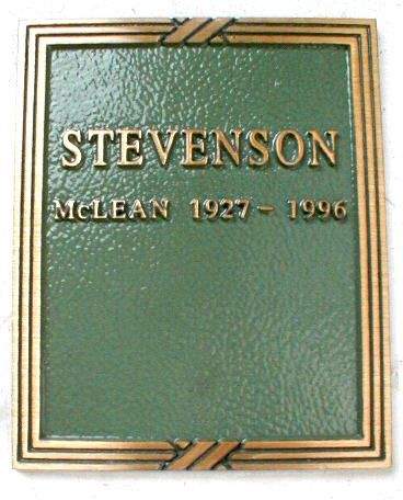 "McLean Stevenson (1927 - 1996) He played Lt. Col Henry Blake in the TV series ""M*A*S*H"" and starred in the series ""Hello, Larry"""