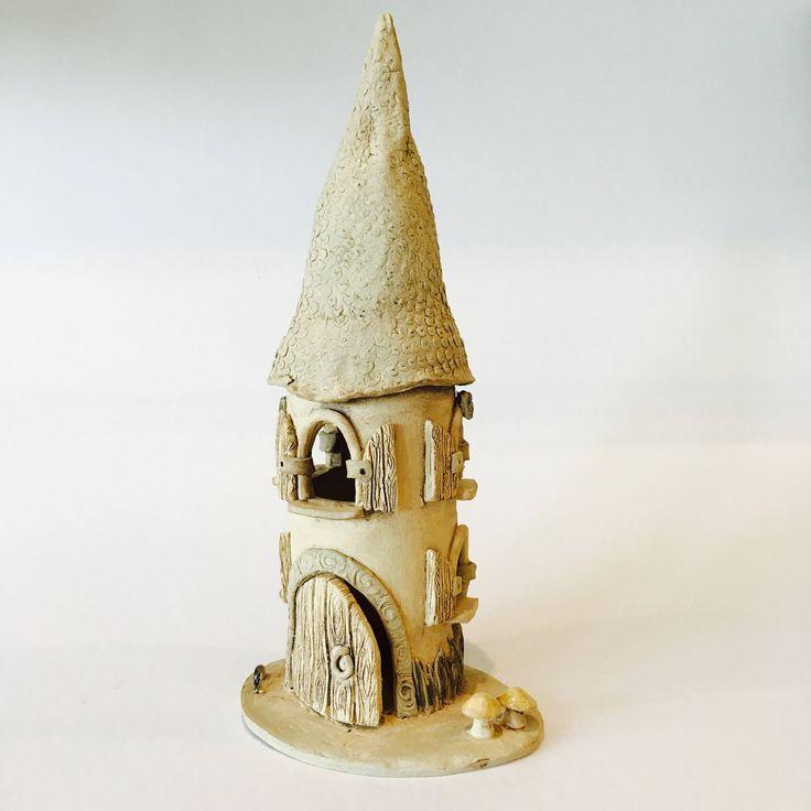 Fairy House, Fairy Castle, Fairy Garden, Fairy Garden House, Fairy Garden Castle, Garden Ornament, Garden Fairy House, Garden Fairy Castle – business card maker