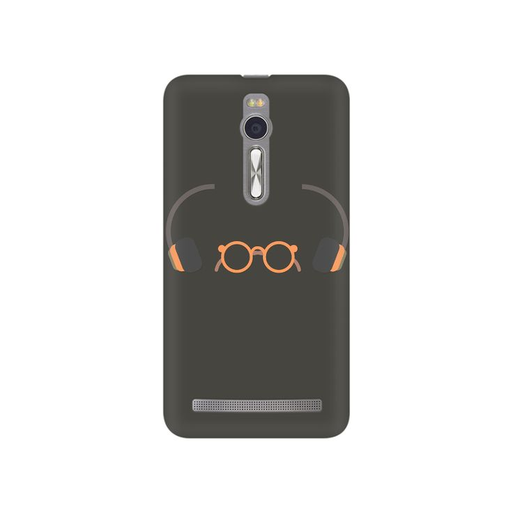 Cool Music Asus Zenfone 2 Mobile Case - ₹449.00 INR