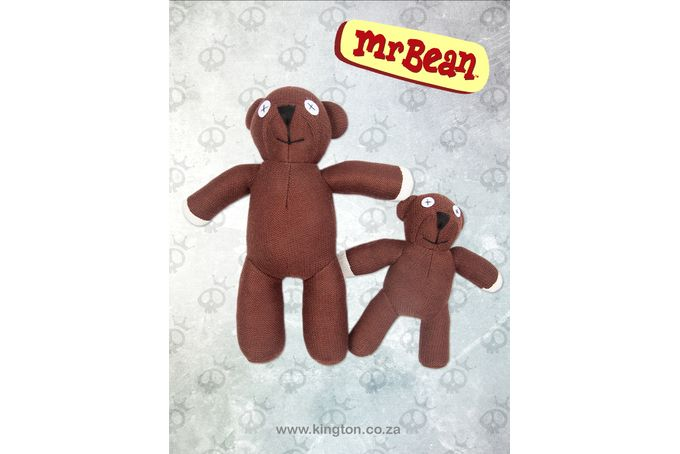 Mr Bean Teddy