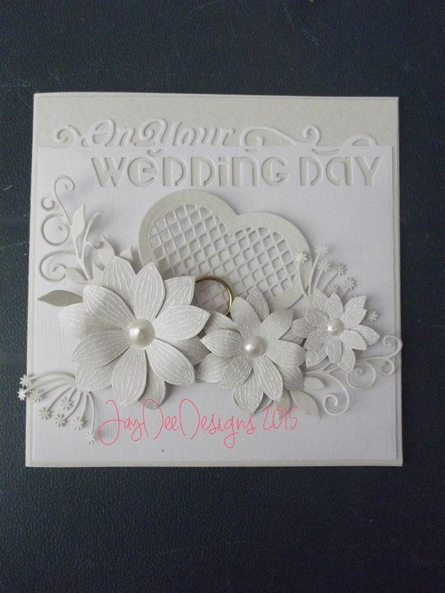 On Your Wedding Day | docrafts.com