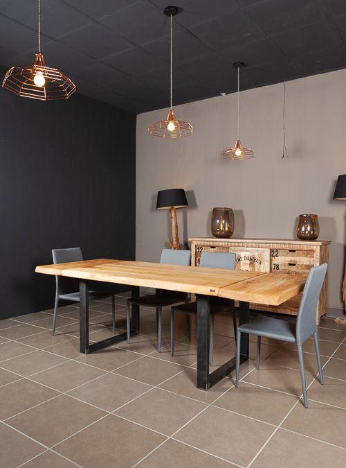 Tavolo allungabile in legno Cristopher | Sconto - 30% | Arredamento ...