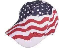 Resultado de imagen para american flag caps