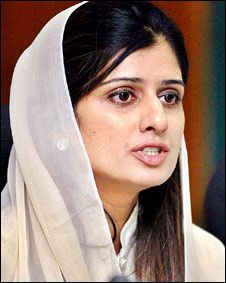 Hina Rabbani Khar - The Foreign Minister of Pakistan Hina Rabbani Khar is well known for her beauty and charm. Here is a look at her photos.