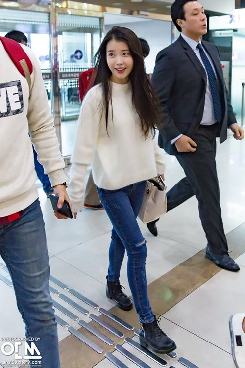 IU Airport Fashion | Official Korean Fashion