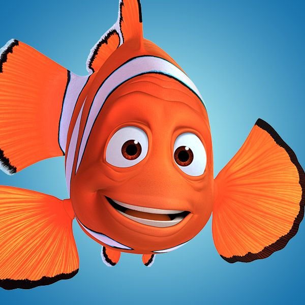 Marlin in Finding Nemo is the quintessential protective parent. #caregiver #archetype #brandpersonality