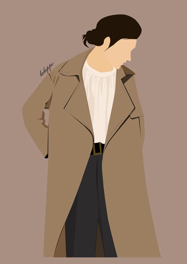 Fashion Outfit Illustration | People illustration, Vector