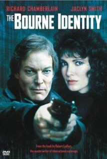 The Bourne Identity - 1988 mini-series with Richard Chamberlain. I don't remember having seen this, but it follows Robert Ludlum's book very closely.