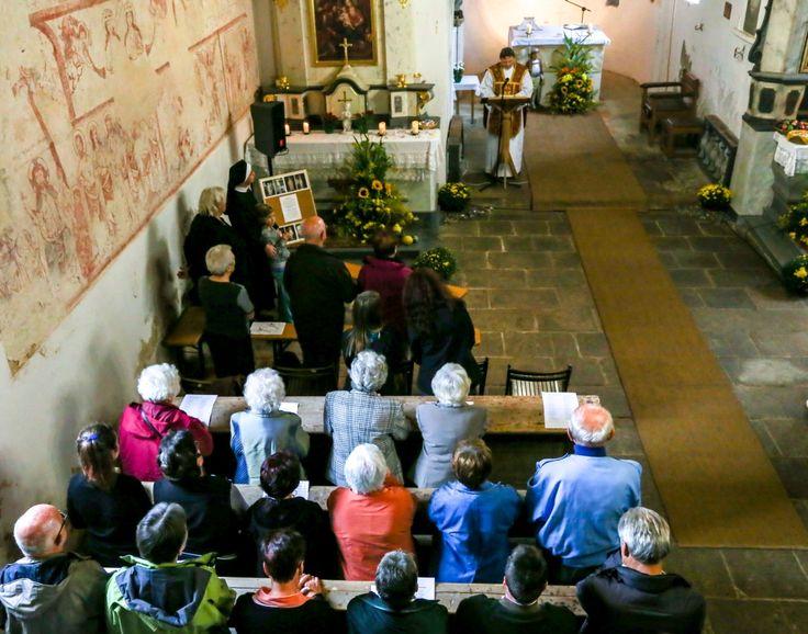 Na Mouřenci česko-německá bohoslužba a nové muzeum
