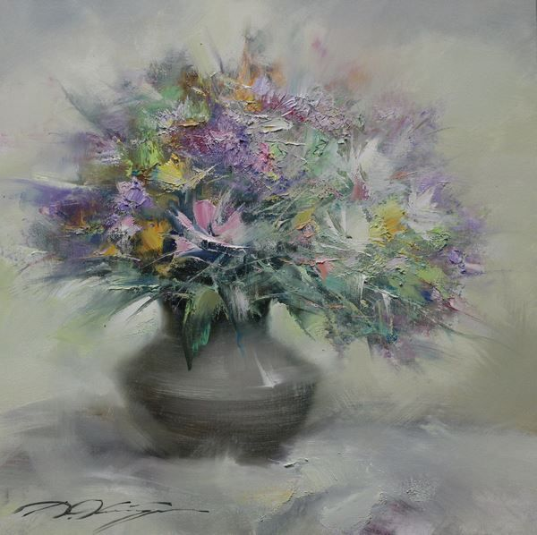 Bouquet-50х50,2013.