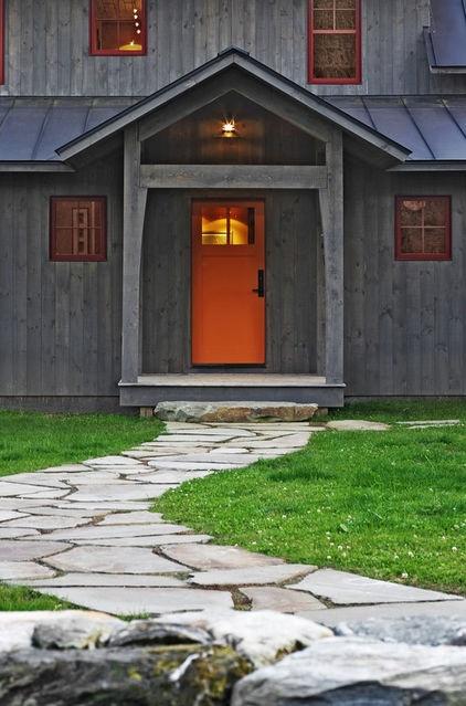 12 best Orange doors images on Pinterest | Front door colours ...