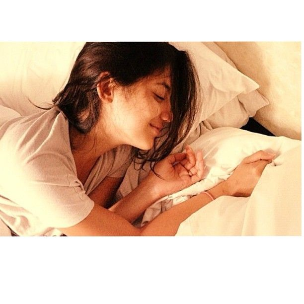 pevita pearce in the bed