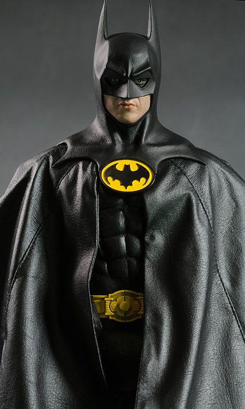 1989 Batman Michael Keaton action figure by Hot Toys