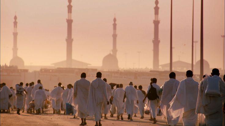 Hajj - Journey To The Heart Of Islam. British Museum in London.