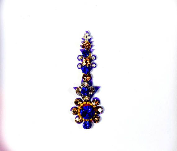 Check out this item in my Etsy shop https://www.etsy.com/uk/listing/588345903/60long-royal-blue-designer-hand-made