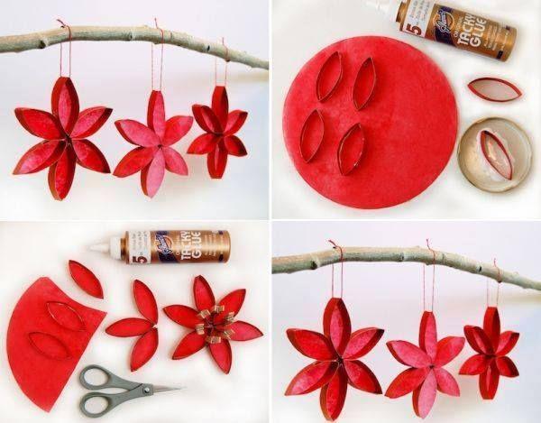Pour les fans de DIY et ceux qui adorent décorer leur intérieur avec des objets de Noël en tout genre, Get Inspired propose 15 idées déco pour les fêtes de fin d'année. Des ours avec des boules de Noël, des rennes avec du papier carton, des sapins avec des papillotes… inspirez-vous de toutes ces excellentes...