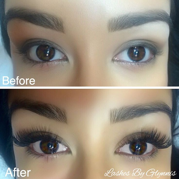 Lash extensions lashes eyelash extensions Lashes By Glynnis @glynnis_lyons Instagram before and after pictures lash artist