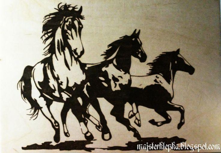 Majsterklepka - Zrób to sam: 155. Biegną konie...
