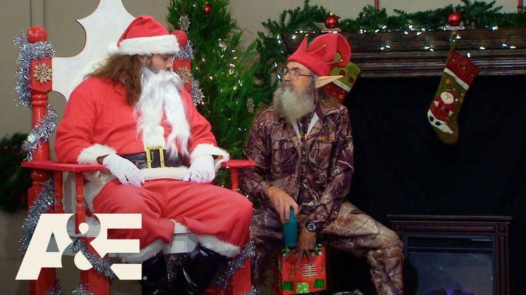 Duck Dynasty Christmas: Si, the Angry Elf | A&E