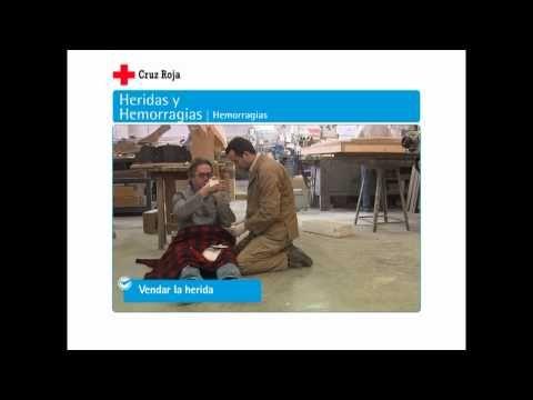 Guía de primeros auxilios. 08 Heridas y hemorragias. 08/13