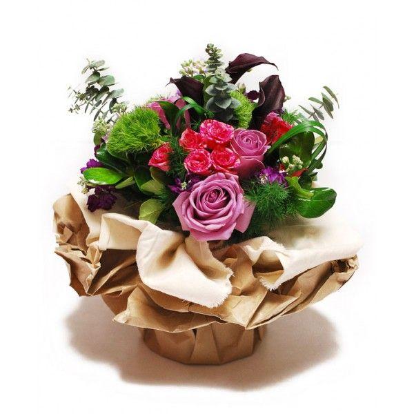 Bruma de amor, las flores y su magia nos llenan de inspiración, Diseño exclusivo de Adriana Satizabal &