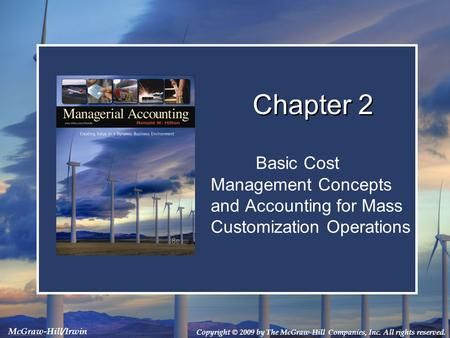 basic cost concepts Basic concepts of cost accounting 1 2-1 basic cost accounting concepts 2 2-2 what is cost accounting the branch of accounting that deals with calculation of cost per unit, management of cost per unit and control of cost per unit is called cost accounting.