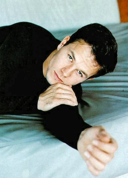 The beautiful Mr. Wahlberg.