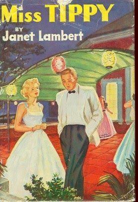malt shop books | Miss Tippy by Janet Lambert (1948)