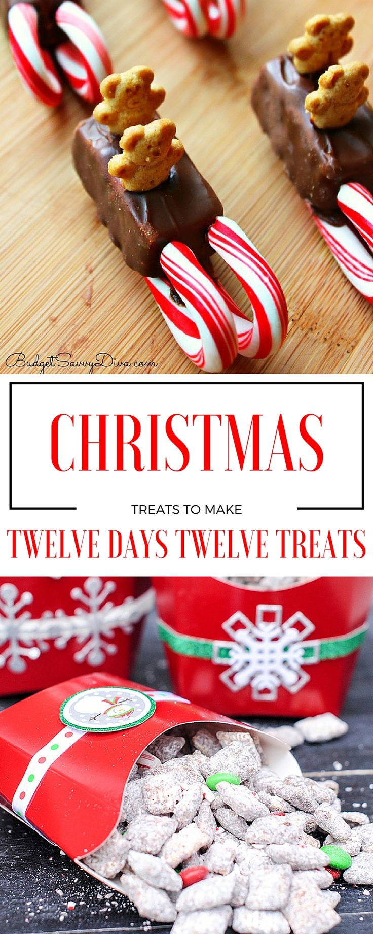 12 of the best Christmas Treats to Make! Pin NOW! Cook later! #Christmas #recipe