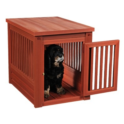 side tables dogs crates crates tables pets supplies dog crates