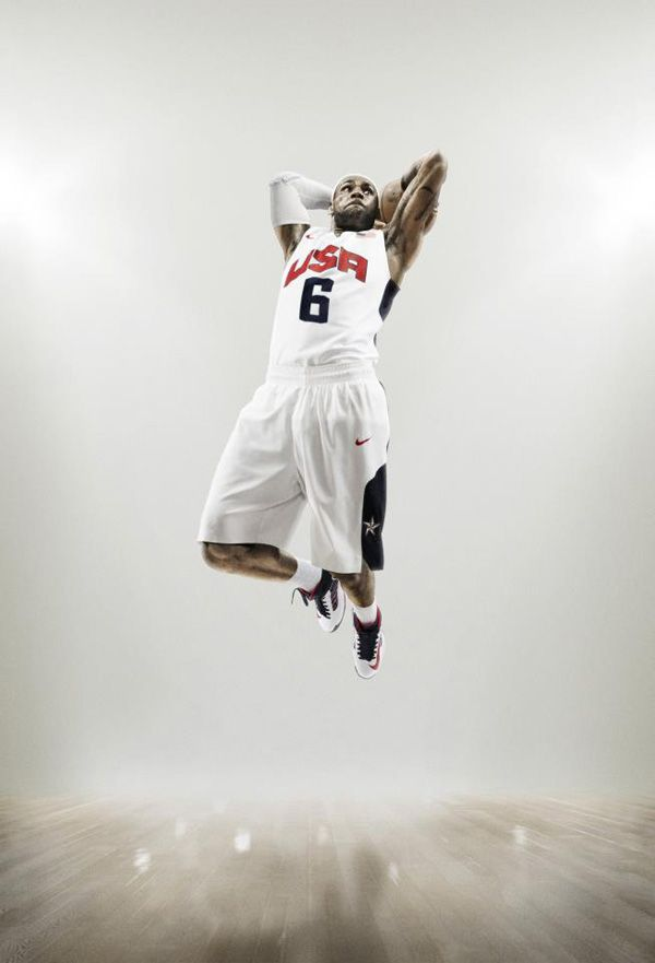 2012 Team USA - LeBron James