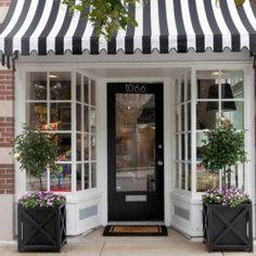 Image result for shops with awnings