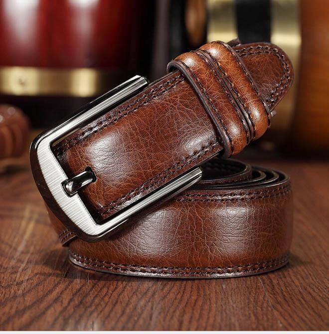 The Hagura belt is one of Brummen's men's accessories that