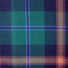 "Robore prudentia praestat ""Prudence excels strength"" Young Tartan"