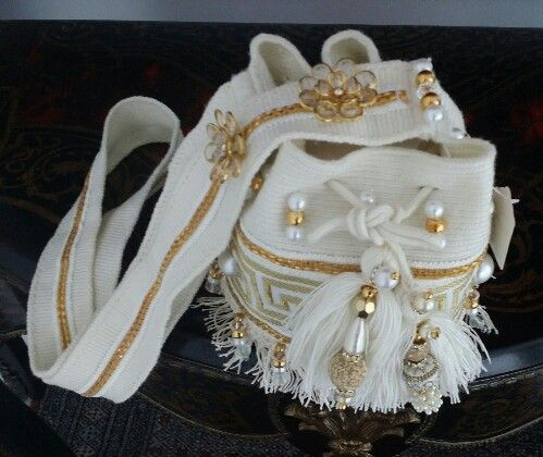 Mini Wayuu Mochila by MissGBags