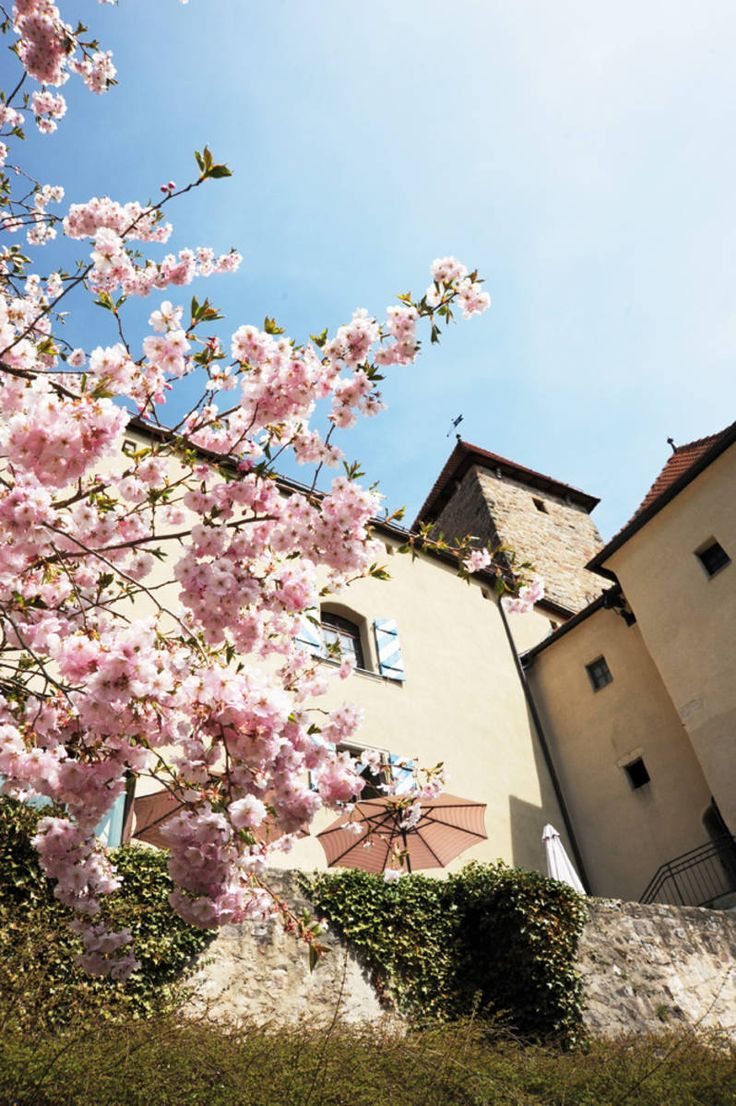 Hotel Burg Wernberg, Wernberg-Köblitz, Germany. #relaischateaux #germany