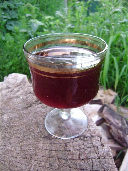 Вино виноградное - кулинарный рецепт