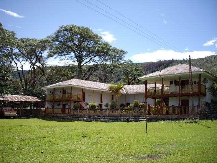 finca cafetera Alpujarra Tolima - Colombia