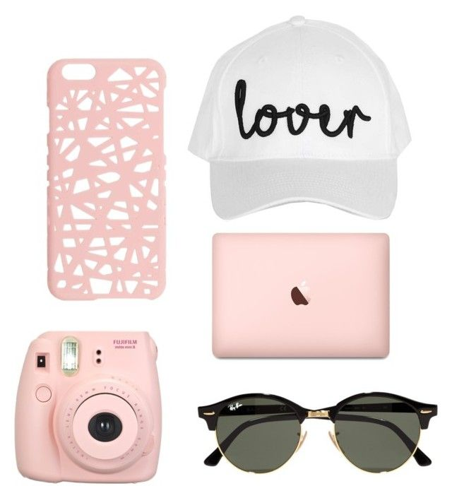 """""""Lover"""" by polyvorefashionxox ❤ liked on Polyvore featuring Miss Selfridge, Topshop, Fujifilm and Ray-Ban"""