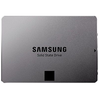 Chollo en Amazon: Disco duro SSD Samsung 840 Evo de 250GB por 105,75€ (49% de descuento sobre el precio de venta recomendado) y precio mínimo histórico